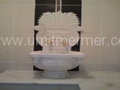 White Bath Basins